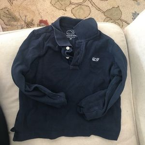 Great condition Vineyard Vines long sleeved polo